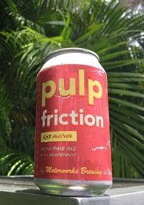 MW Pulp Friction